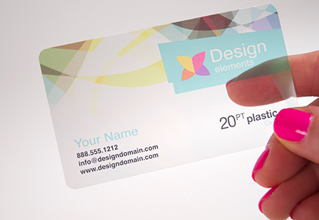 Clear business cards plastic transparent business cards primoprint 20pt clear 01 20pt clear 02 colourmoves