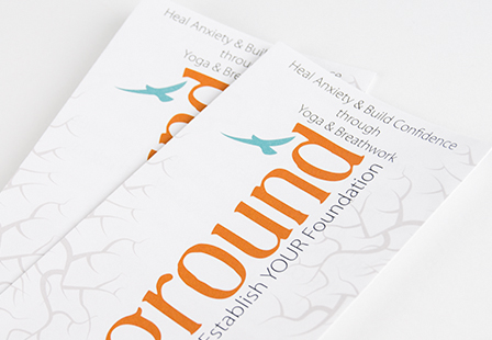 70LB Text<br/>Premium Uncoated Brochures & Flyers