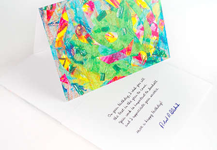 14PT Uncoated Greeting Cards