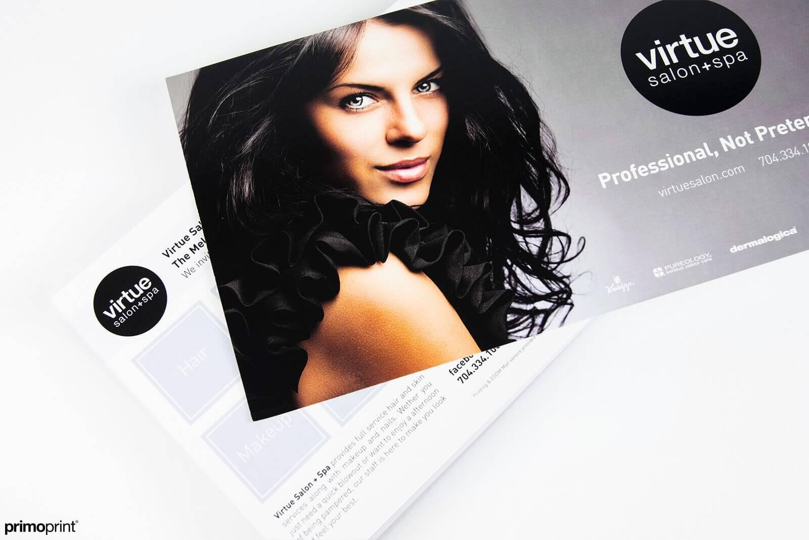 16PT Glossy EDDM® Postcard