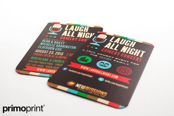Matte Business Cards