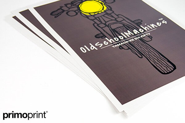 Short Run Poster Printed by Primo Print