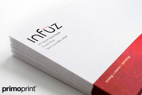 Smooth White Envelope Printed by Primo Print