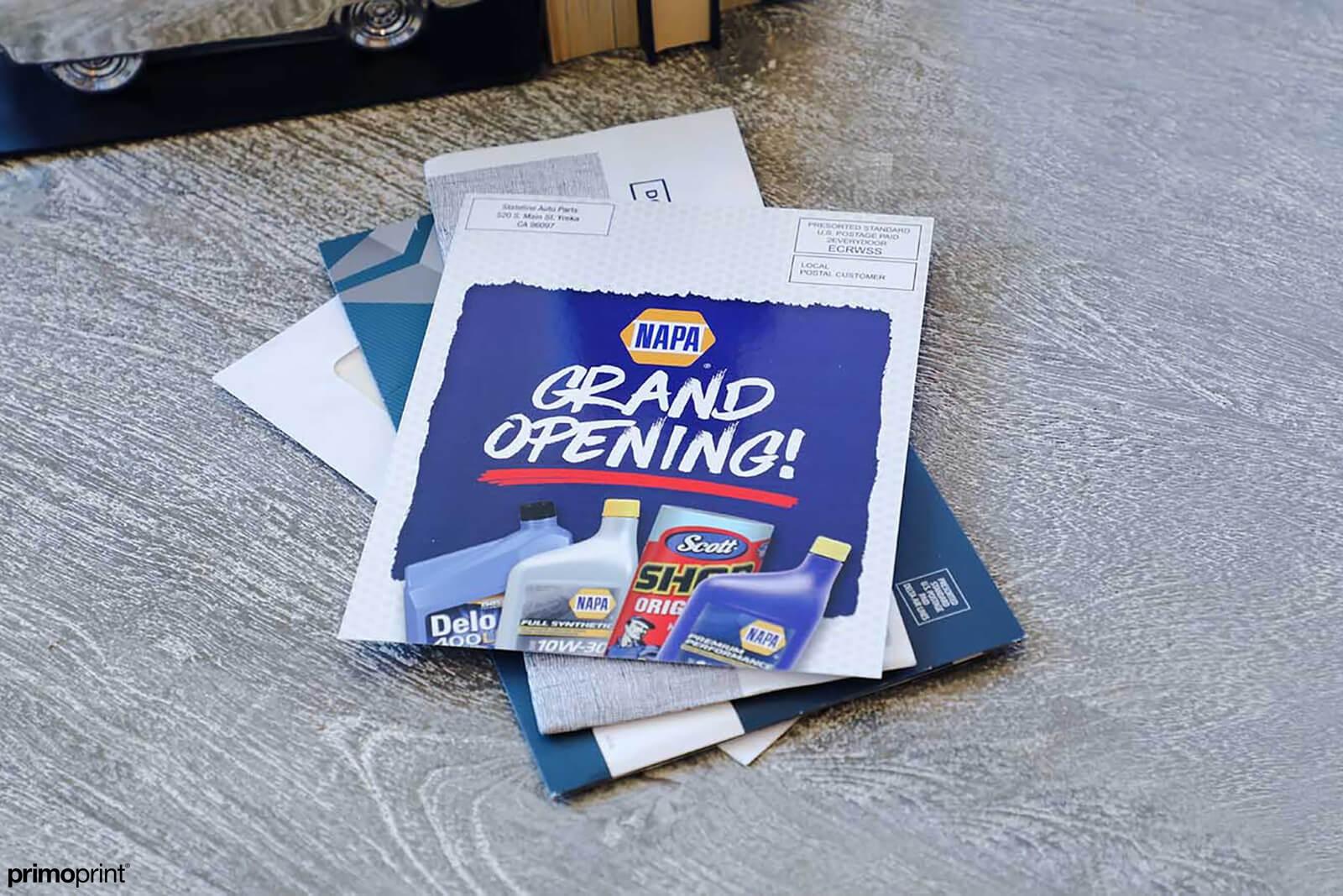 Grand Opening EDDM® Postcards
