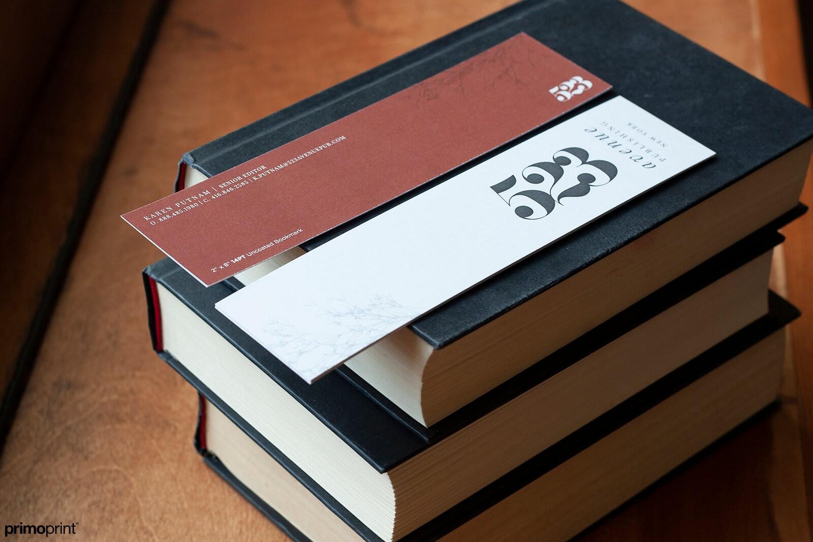 Premium Matte Bookmark