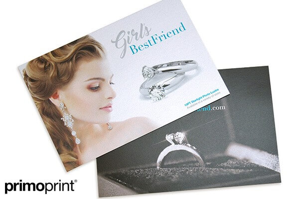 Starlight Photo Lustre is an elegant and luxurious paper stock that provides a fine silvery tint along with providing a subtle glimmer. Also available in invitations and announcements and sell sheets.