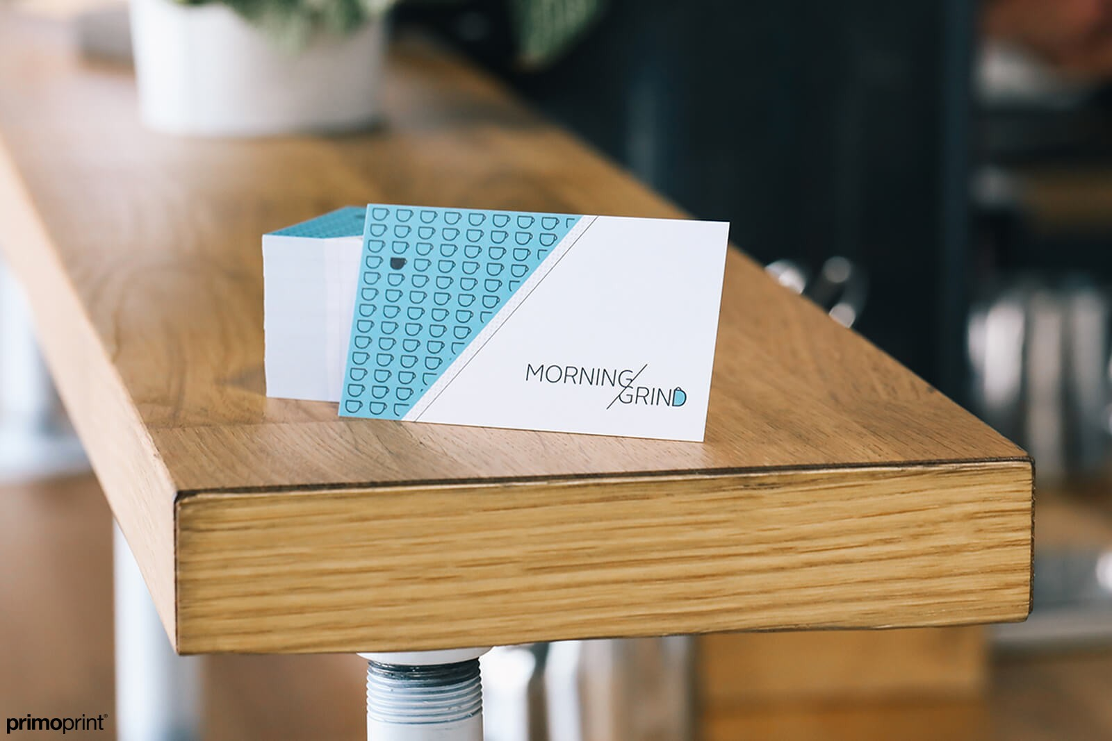 Premium 14PT uncoated business cards